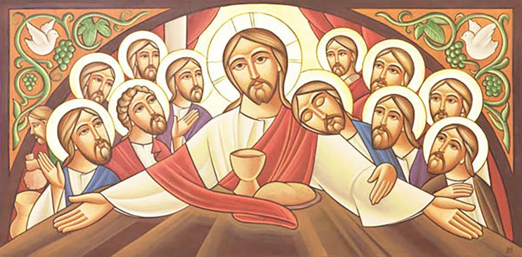 Chúa Giêsu và Bí tích Thánh Thể