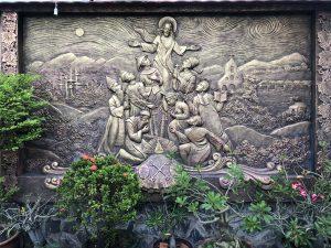 Phù điêu các Thánh Tử đạo Việt Nam