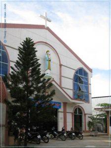 Mặt tiền Nhà thờ từ năm 2000-2015